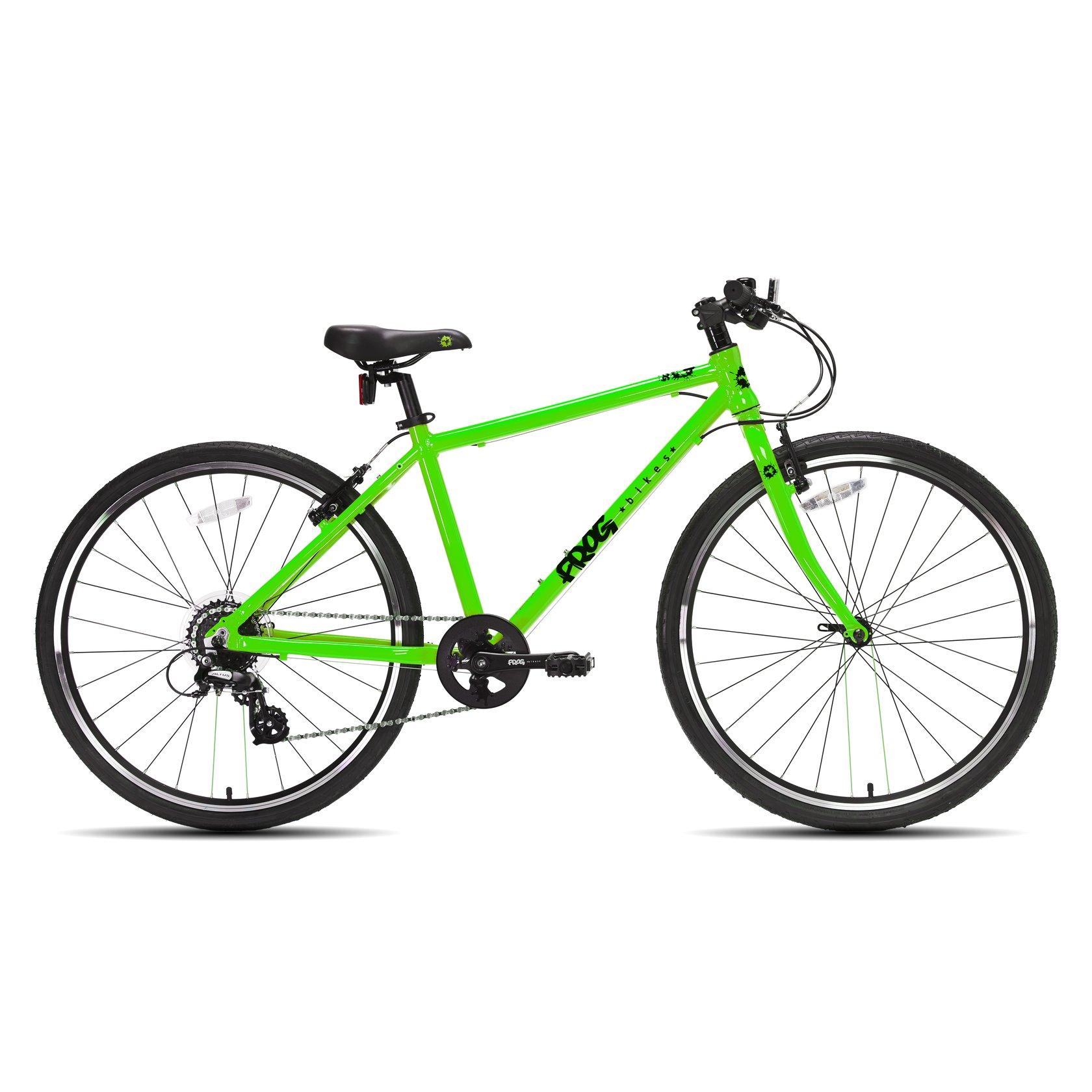 frog 73 leichtes 26 fahrrad optimal f r kinder von 12. Black Bedroom Furniture Sets. Home Design Ideas