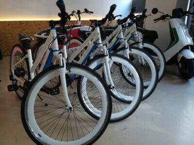 E-Bike Verleih - Flotte
