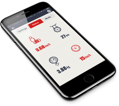 Super Soco Smartphone App